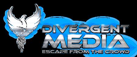 Divergent Media Retina Logo